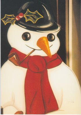 C98 The Jolly Christmas Snowman