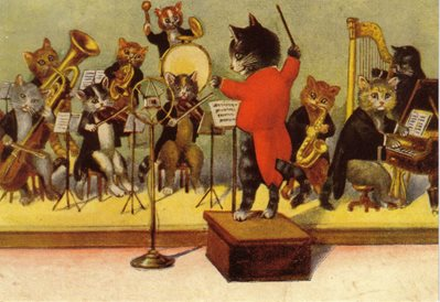 AK110 The All Cats Jazz Band